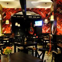 Infinity Rock Cafe - interior