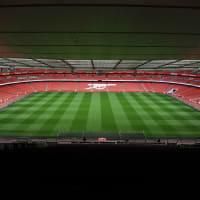Emirates stadium - Pitch