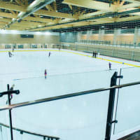 Tondiraba Spordikeskus - indoor ice hockey rink