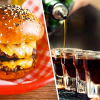 Burger & Beer - Shot Package