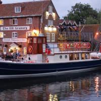 Dorset Queen boat