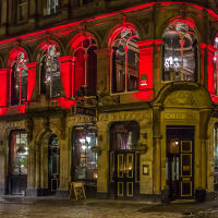 The Cafe Royal Circle Bar - Best Pubs Edinburgh