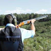 Clay Shooting - 25 Clays