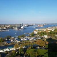 Amsterdam view