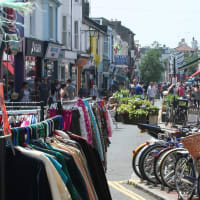 North Laine Brighton