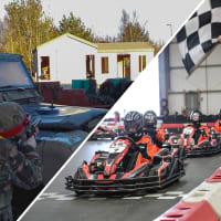 Karting & Laser Tag
