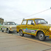 Trabant Sightseeing Tour