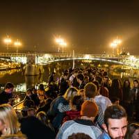 Boat Party Prague