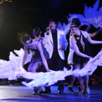 Shared Christmas Party - The Roaring Twenties
