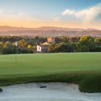 18 Holes - Blue Course at Real Club de Golf El Prat