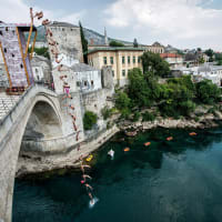 Mostar Bridge Jumping Festival