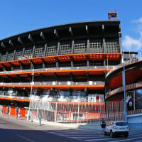 Mestalla Football Stadium Tour