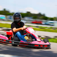 Outdoor Karting - Grand Prix