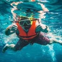 Kayaking, Snorkelling & Cliff Jumping