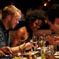 Dinner & Nightclub Entry - 3 Courses