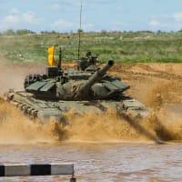 Armoured Car Ride