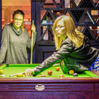 American Pool Table Session
