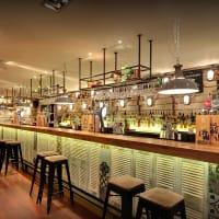 Revolution reading - Interior bar
