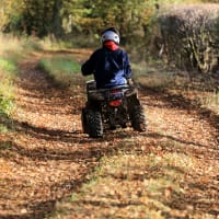 Generic Quad bike track
