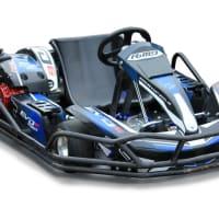 A Rimo Evo6 Go Kart for Kit