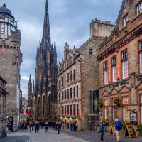 **editorial** The Royal Mile