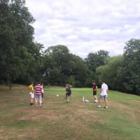 Footgolf - Horsenden Hill London