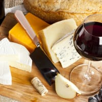 Cheese & Wine Tasting