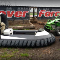 Hoverforce - Chester - exterior