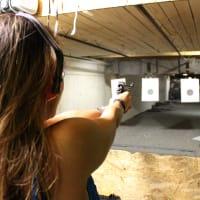 Pistol Shooting - 25 Bullets