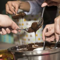 Chocolate making
