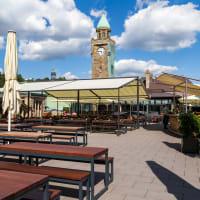 Blockbrau Brewery Hamburg CHILLISAUCE - Outdoor Terrace