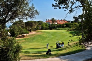 18 Holes at Estoril Golf Course