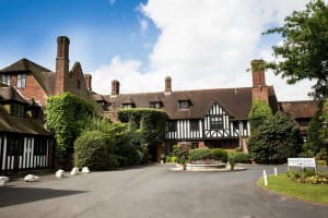 Hogarths Stone Manor Hotel - exterior front