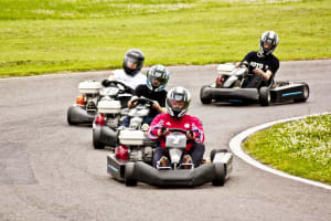 Outdoor Karting - Mini Grand Prix