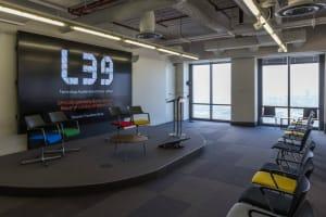 Level 39 - Function hall