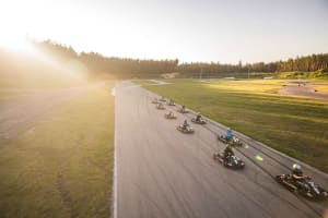 333 Sports - go karts on the circuit 2