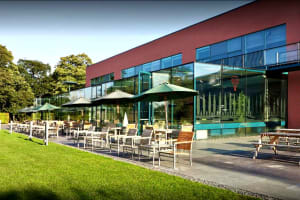 crowne plaza marlow - exterior