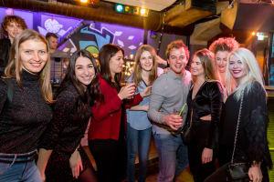 Guided Bar Crawl & Club Entry