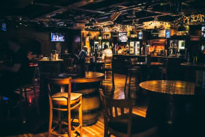 Bierkeller Manchester - Interior