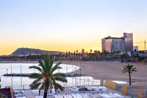 Icària Beach