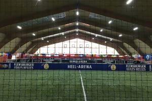 Soccer in Hamburg