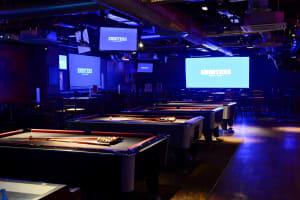 Shooters bar - interior