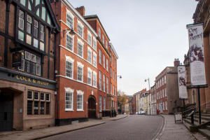 Lace Market Nottingham *editorial*