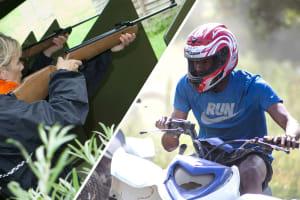 Quads & Air Rifles