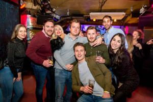 Riga Bar Crawls stag group local guided