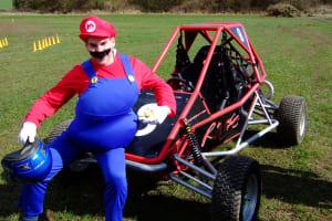 Rage Buggies - Grass Track Racing