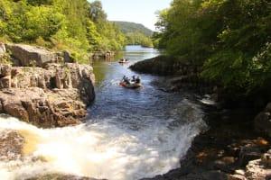 Free Spirits - river tummel