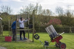 Max Events Bristol - Clay pigeon shooting stags