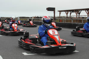 Outdoor Go Karting - Formula 1