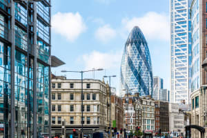 Gherkin The City London